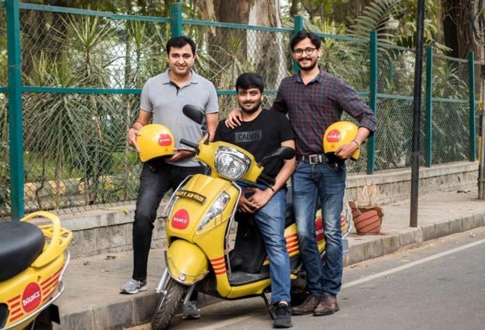 Bounce-Bike Sharing Startup