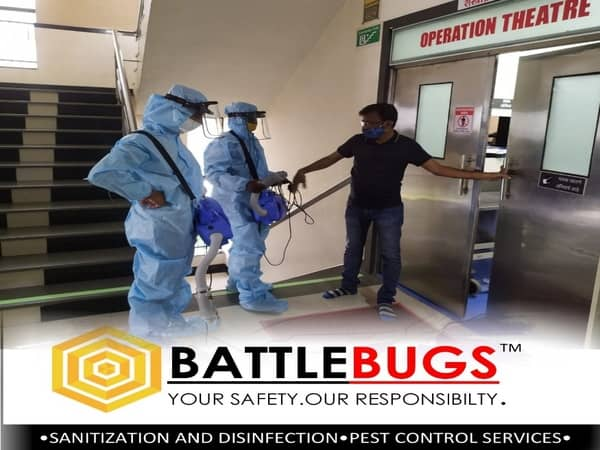 Battlebugs Service