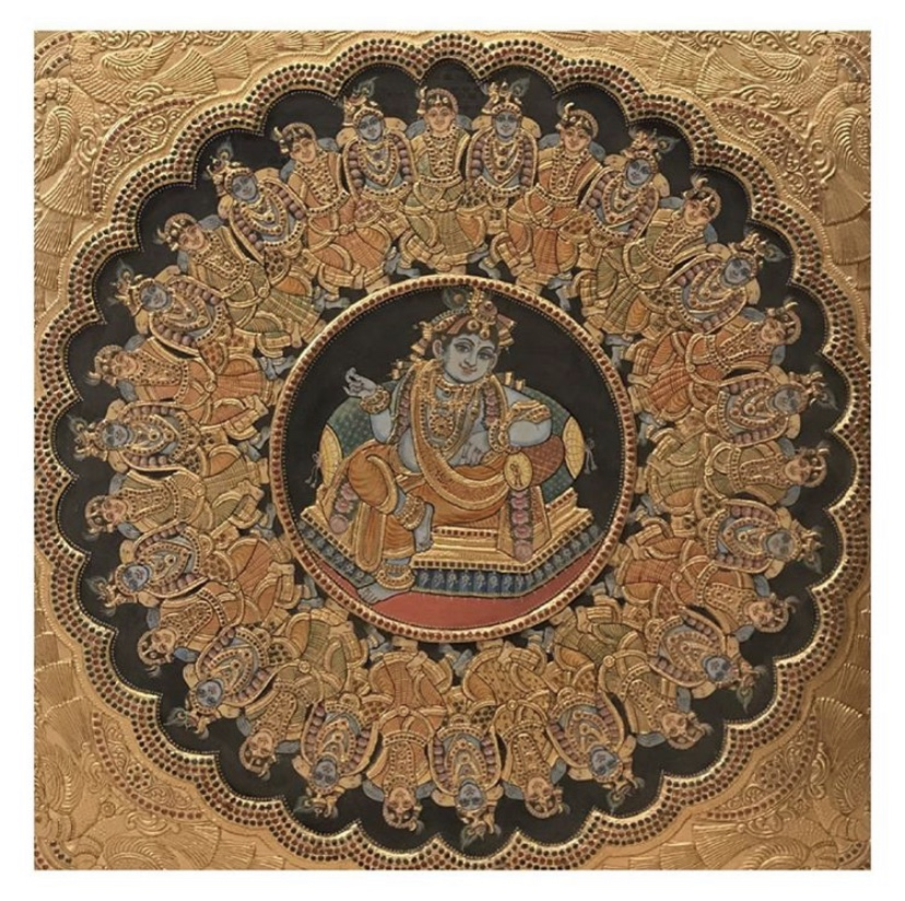 Tanjore paintings 2