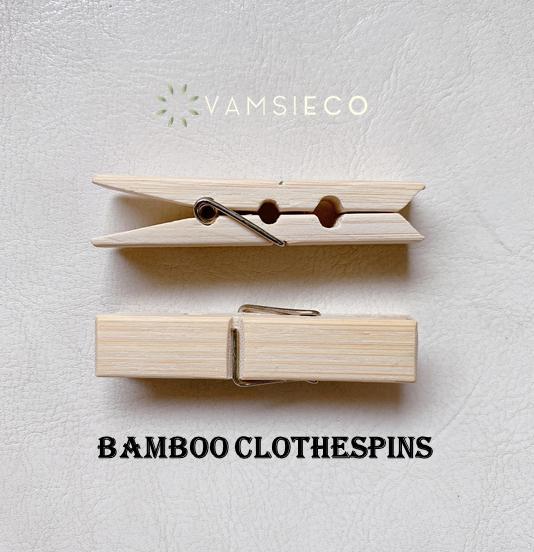 Bamboo Pegs